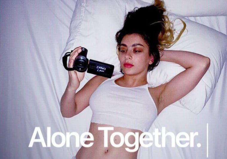 Charli XCX's new documentary, <i>Alone Together,</i> will premiere at SXSW