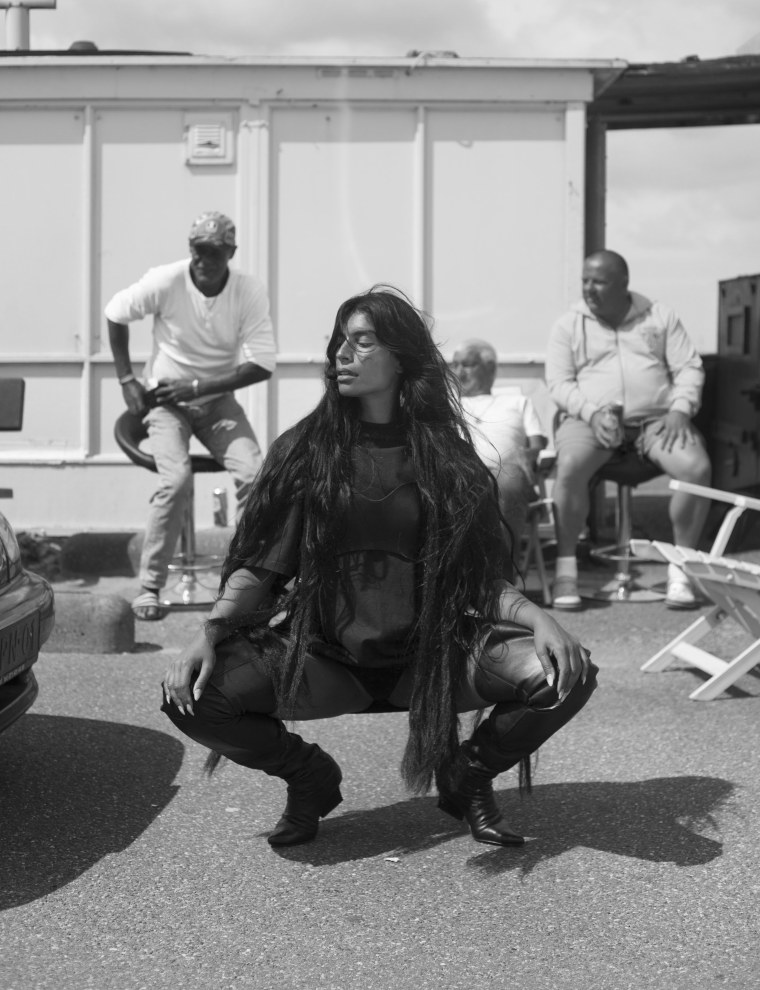"Sevdaliza Recruits A$AP Ferg For The Menacing ""That Damaged Girl"""