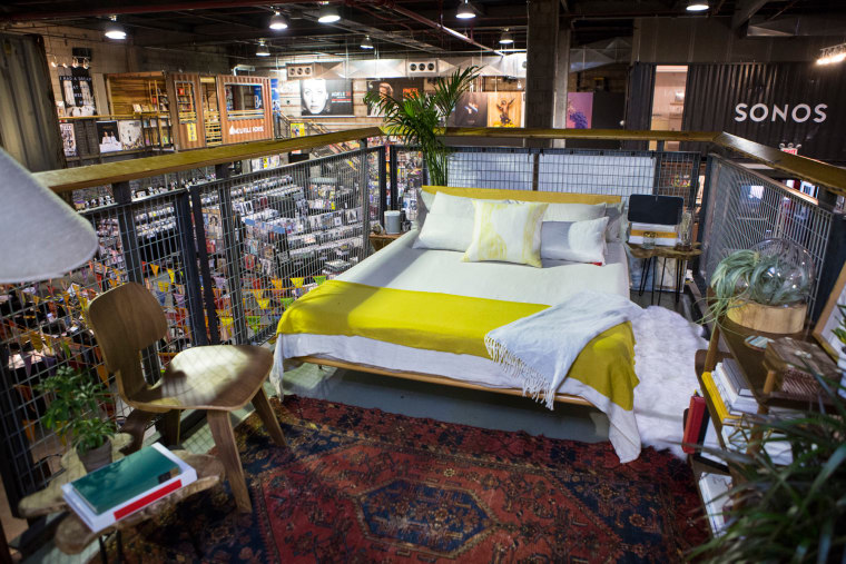 Rough Trade NYC Is On Airbnb Now