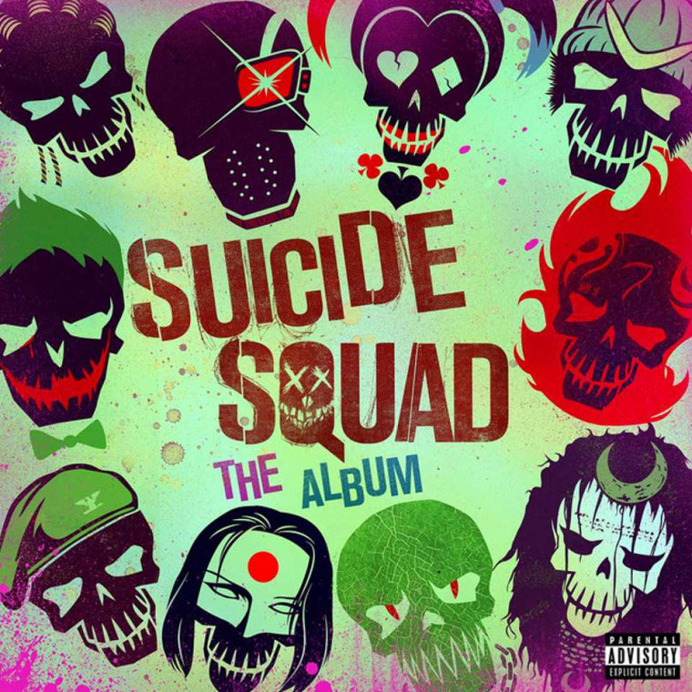<i>Suicide Squad</i> Soundtrack Debuts At No. 1 On Billboard 200