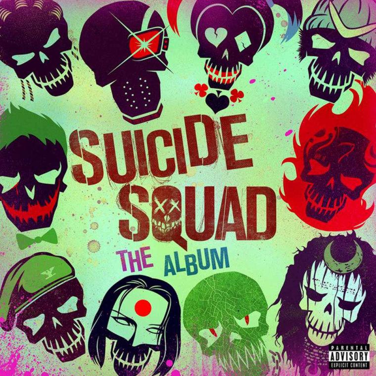 <i>Suicide Squad</i> Soundtrack Debuts At No. 1 On Billboard 200