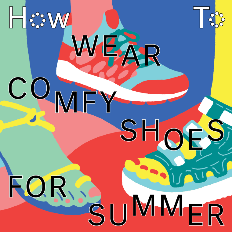 The Best Comfy Shoes For Summer 2017