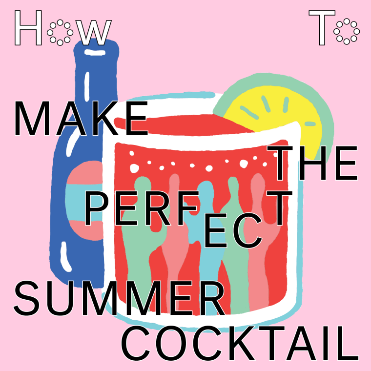 How To Make The Perfect Summer Cocktail
