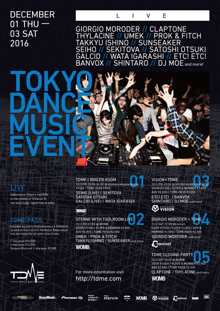 Tokyo Is Hosting Japan's First-Ever Dance Music Conference