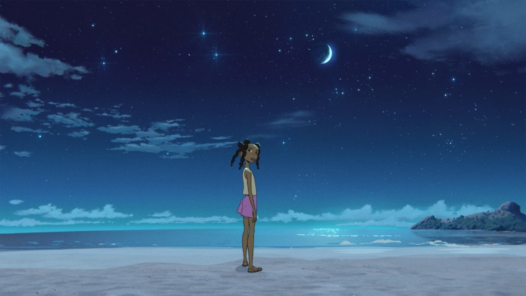 How anime short <i>The Mighty Grand Piton</i> puts Caribbean culture at the forefront