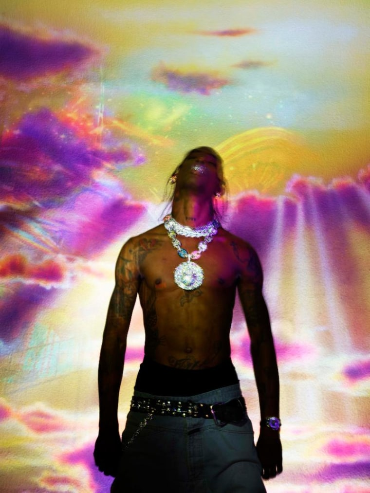 Travis Scott signs movie production deal with A24, teases <i>Utopia</i> film