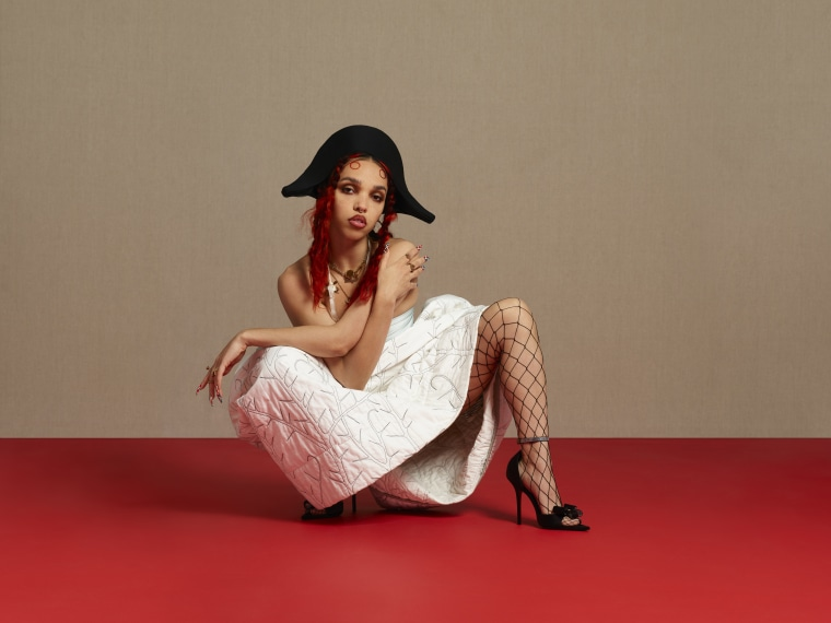 FKA twigs announces second album <I>MAGDALENE</i>