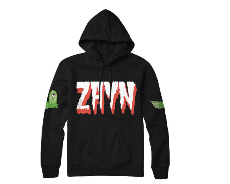 Zayn Malik Jumps On The Cool Merch Bandwagon With Help Of Iron Maiden Designer
