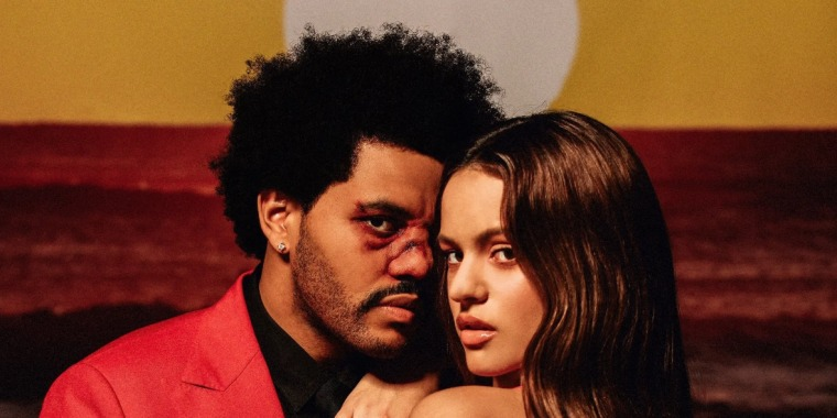 "Rosalía joins The Weeknd on ""Blinding Lights"" remix"