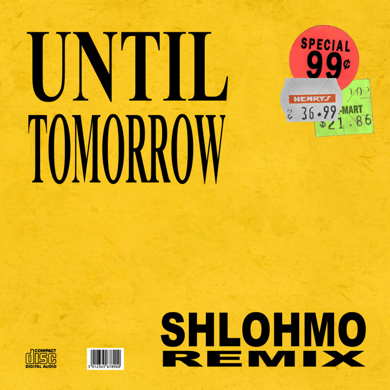 "Shlohmo Shares A Raw And Distorted Remix Of Groundislava's ""Until Tomorrow"""