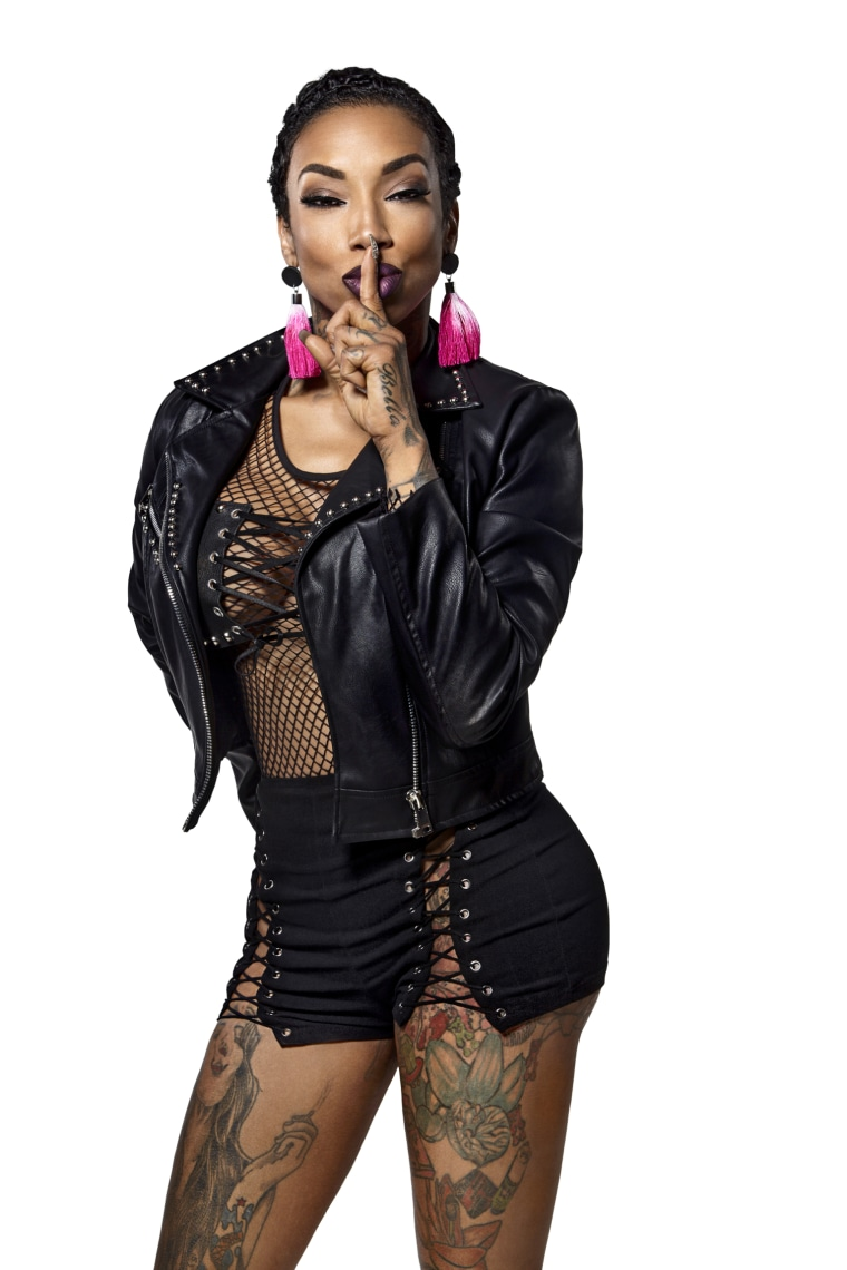 Sky from <i>Black Ink Crew</i> is reality television's realest star