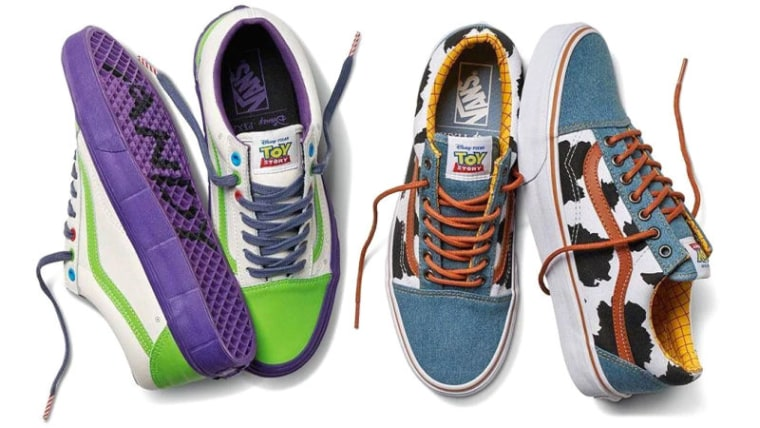 Vans Teams Up With Pixar For A <i>Toy Story</i> Collection