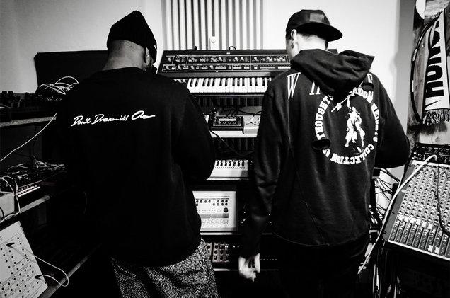 Boys Noize and Virgil Abloh share collaborative <i>Orvnge</i> EP
