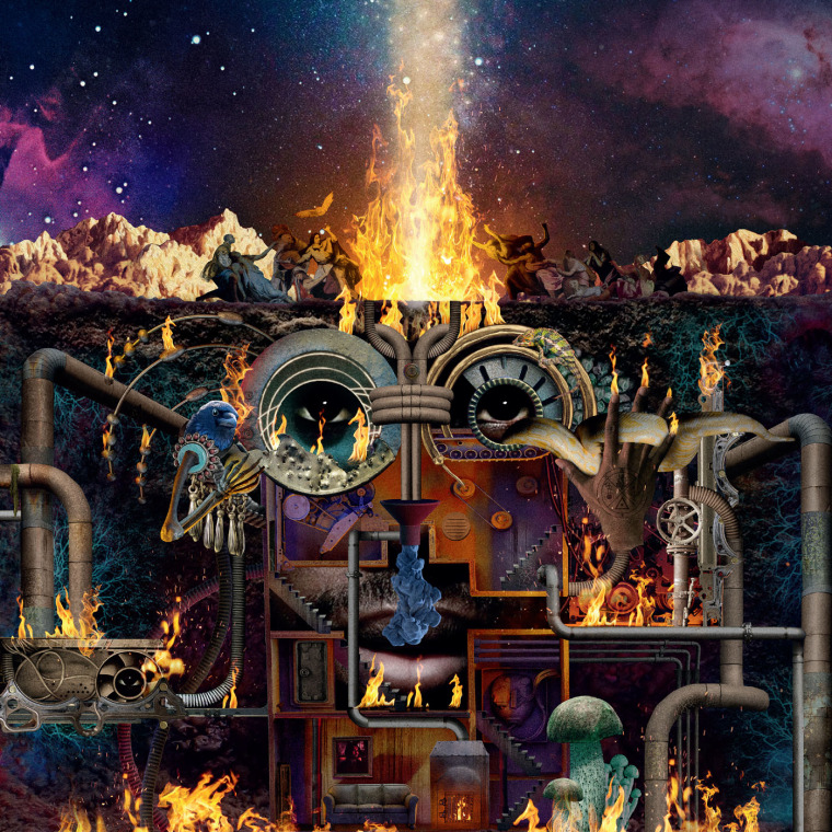 Flying Lotus announces new album <I>Flamagra</i>