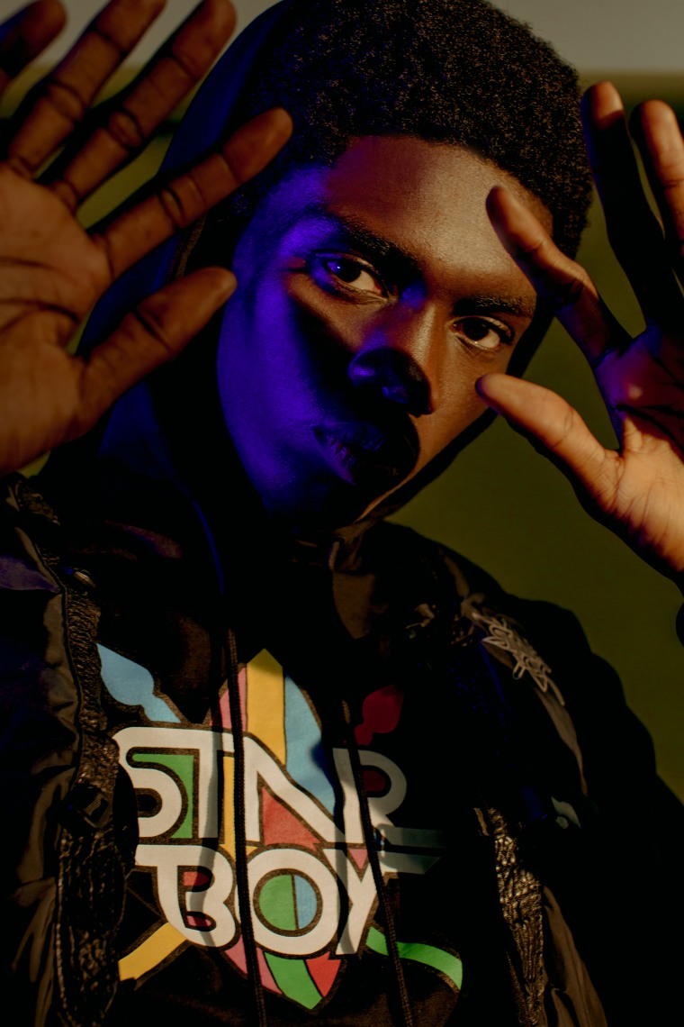 Wizkid teams up with Dutch brand Daily Paper for limited edition collection