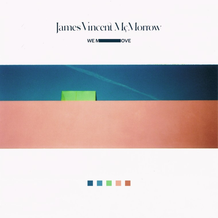 Listen To James Vincent McMorrow's New Album <i>We Move</i>