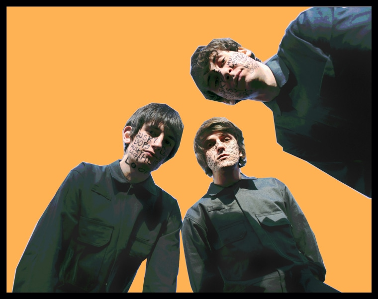 U.K. rock trio Husky Loops can't be boxed in on <i>I Can't Even Speak English</i>