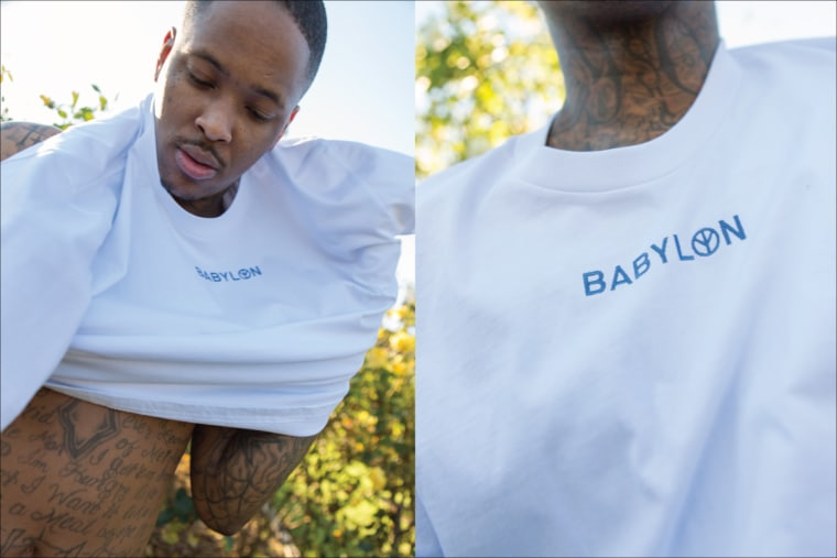 YG Models Babylon's Fall 2016 Collection