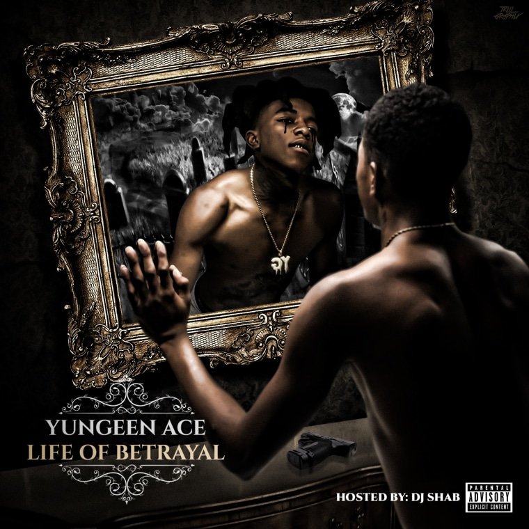 "Yungeen Ace shares ""Demons"" video, announces <i>Life of Betrayal</i> project"