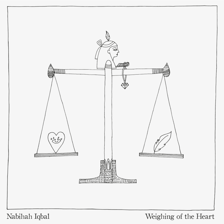 Nabihah Iqbal (FKA Throwing Shade) announces debut album <i>Weighing of the Heart</i>