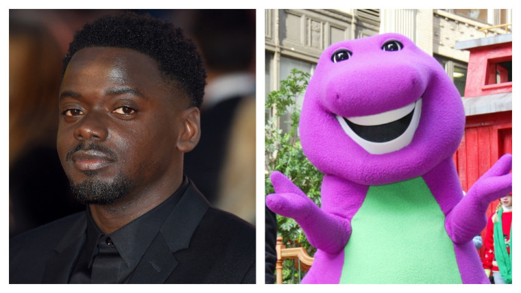 Daniel Kaluuya is making an adult-friendly <i>Barney</i> movie