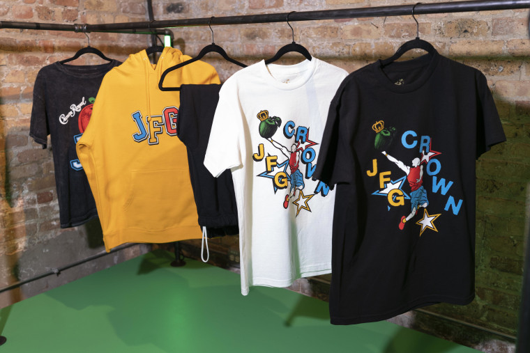 Joe Freshgoods teams up with Crown Royal for NBA All-Star Weekend capsule collection
