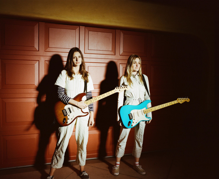 "Hear Aly & AJ groove out with Wild Nothing and Nancy Wilson on new single ""Listen!!!"""