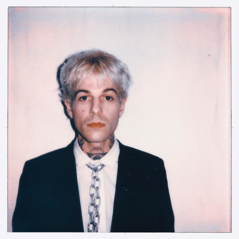 "Jesse Rutherford teams up with Dylan Brady on ""Drama"""