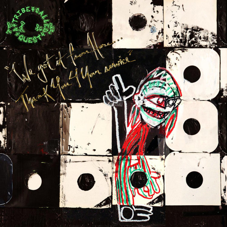 A Tribe Called Quest Earn Their First No. 1 Album In 20 Years
