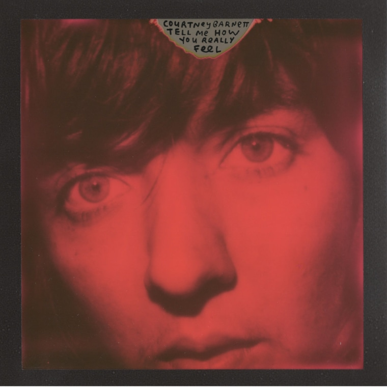 Listen to Courtney Barnett's new album <i>Tell Me How You Really Feel</i>
