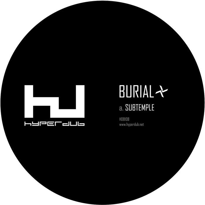 Burial Shares New EP <i>Subtemple</i>