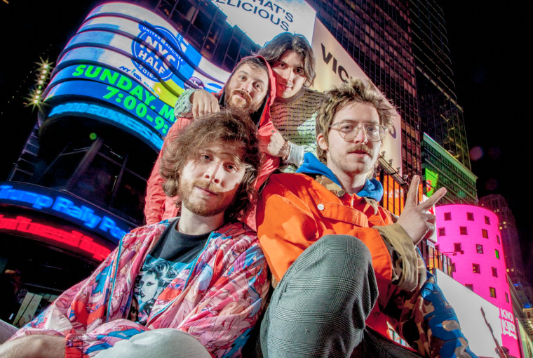 Bitpop Band Anamanaguchi Release <i>Capsule Silence XXIV</i>, A Video Game Album