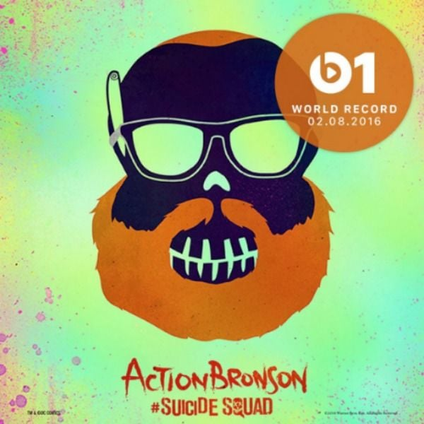 Action Bronson Unites With Mark Ronson And The Black Keys' Dan Auerbach On <I>Suicide Squad</i> Song