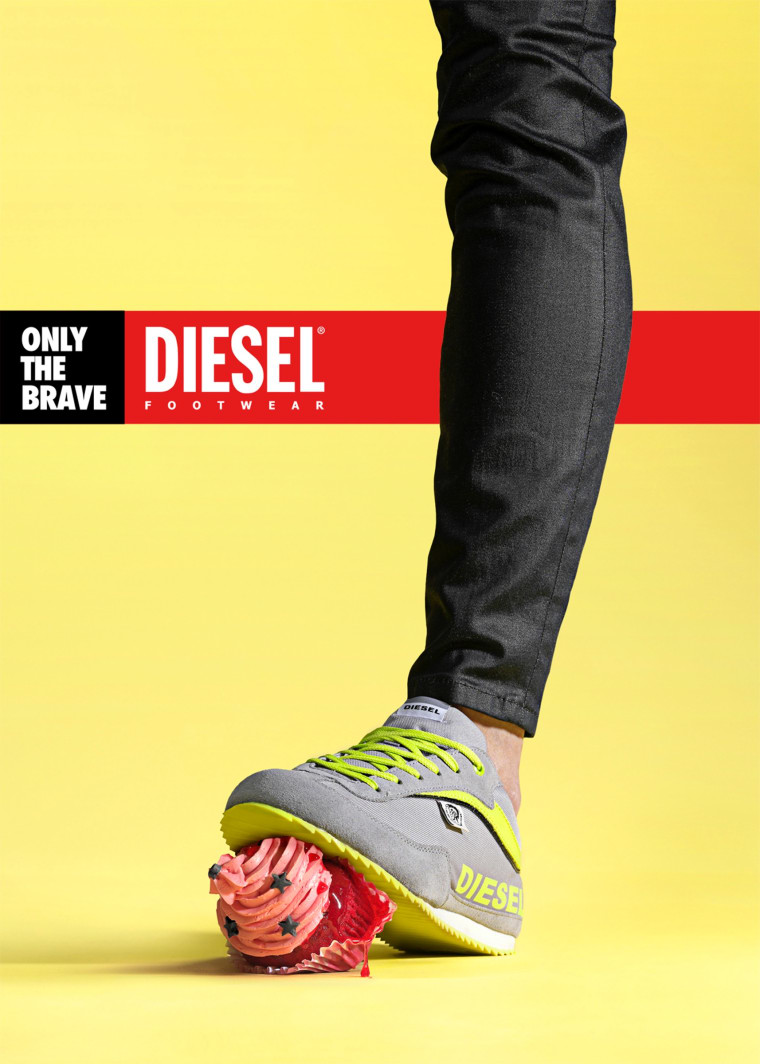 When Diesel's Advertising Is On Point, It's Everything