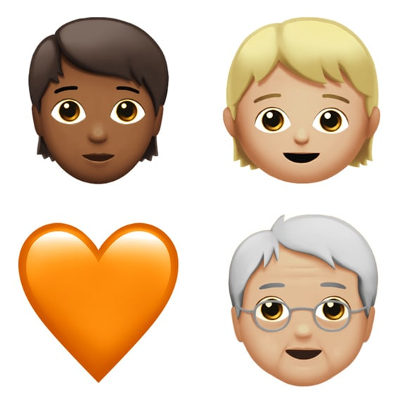 Apple's new emoji update will include gender neutral people