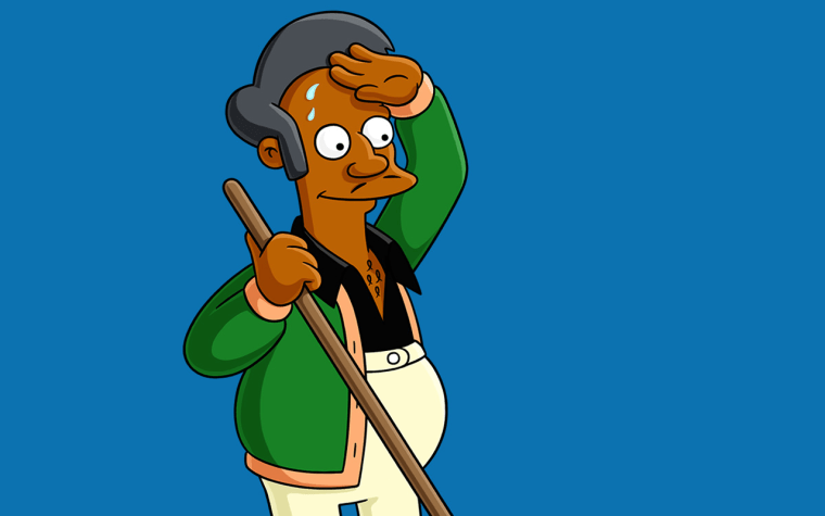 <i>The Simpsons</i> finally responded to Apu criticism and Twitter was not here for it