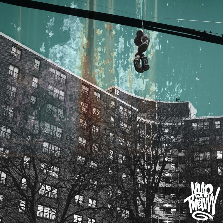 A$AP Twelvyy Shares Debut Album <I>12</i>