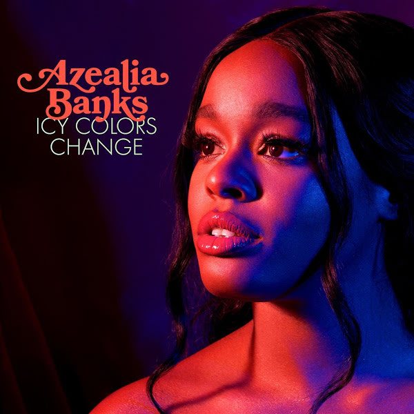 Listen to Azealia Banks's festive EP <i>Icy Colors Change</i>