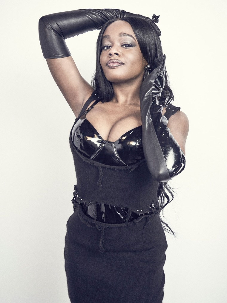 "Azealia Banks on <i>Fantasea II</i>: ""Everything just sounds more mature"""