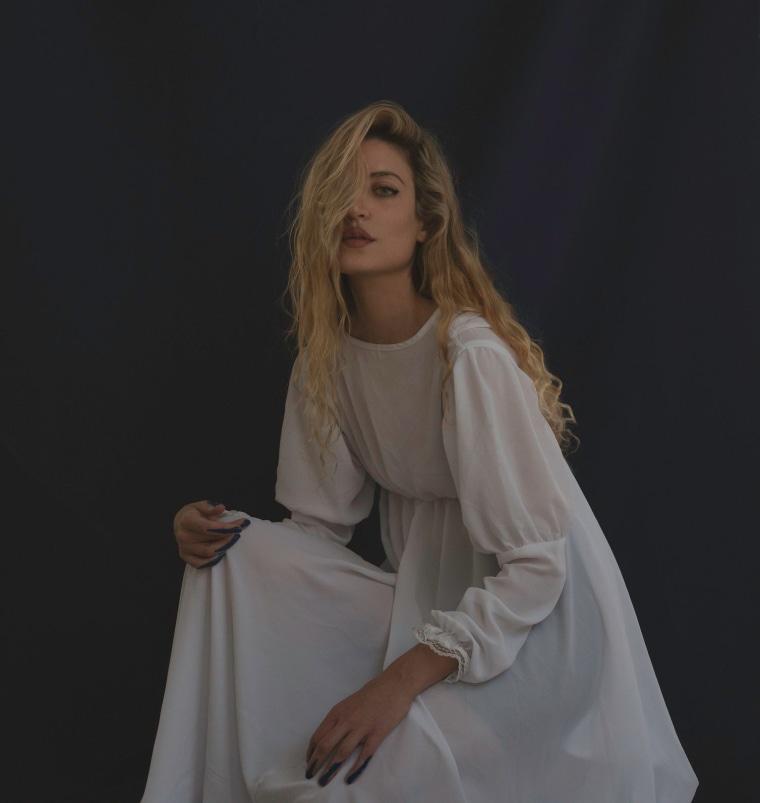 Ioanna Gika's debut album <i>Thalassa</i> is here
