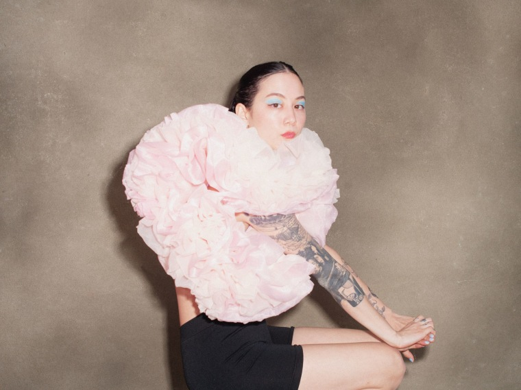Japanese Breakfast's memoir <i>Crying in H Mart</i> is being adapted into a movie