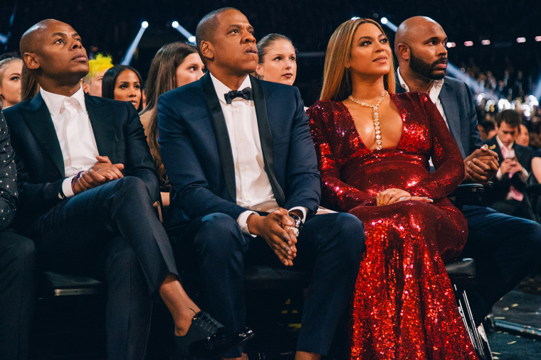 Listen To Beyoncé's Tidal Playlist Featuring Her Collaborations With Jay Z