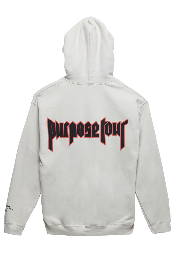 Justin Bieber Is Teaming Up With PacSun For His New Purpose Tour Merch Collection
