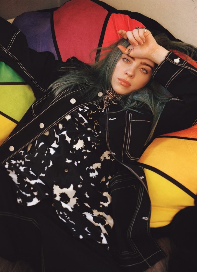 Billie Eilish's debut album was Spotify's most-streamed album of the year