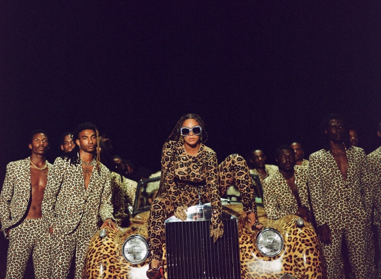 Beyoncé drops new visual album <i>Black Is King</i>