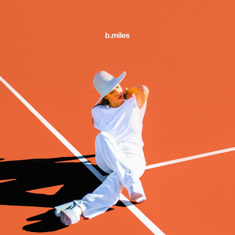 "On ""Running,"" B. Miles's Crush Has Her Under A Spell"