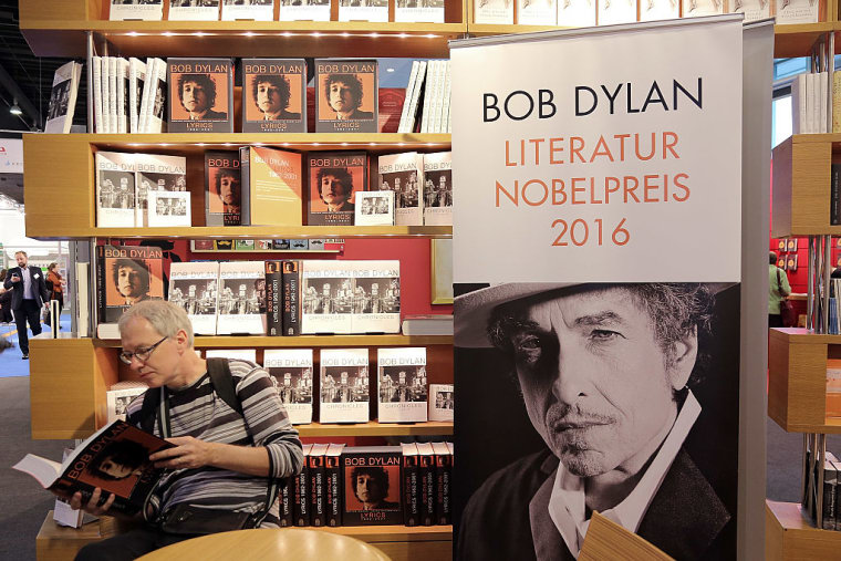 """Pre-Existing Commitments"" Will Keep Bob Dylan From Accepting His Nobel Prize In Person"