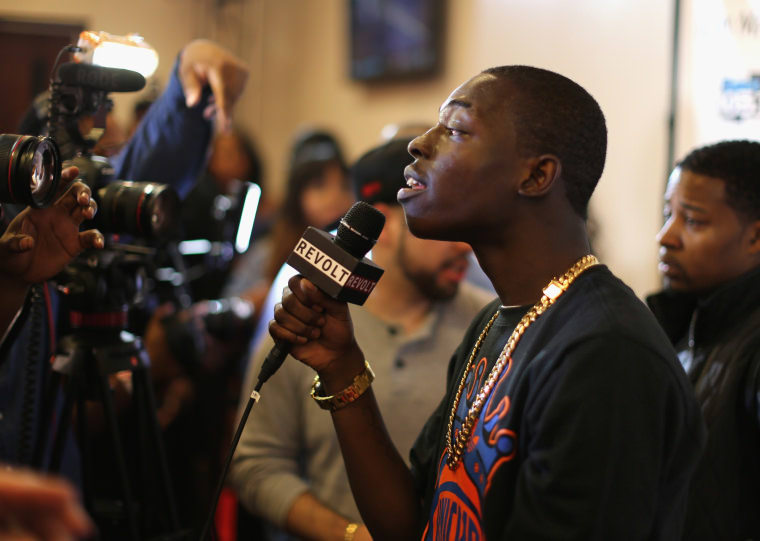 Bobby Shmurda Says The Police Are Targeting Him