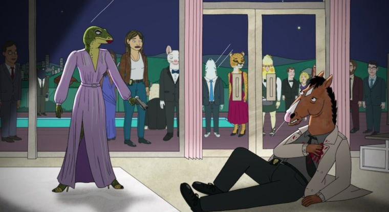 <i>BoJack Horseman</i>'s fifth season will premiere in September