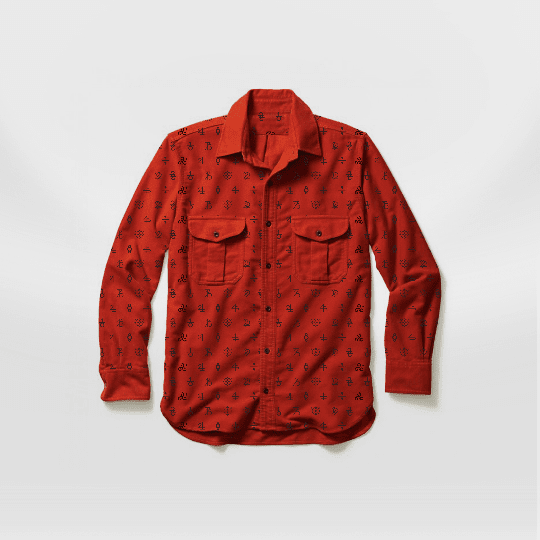 Bon Iver Is Selling Official Flannel Shirts